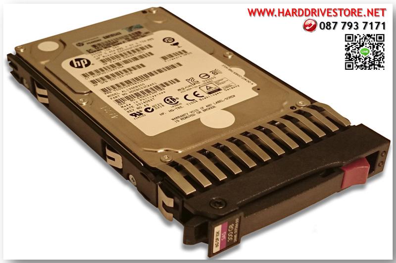 EG0146FAWHU HP 146-GB 6G 10K 2.5 DP SAS HDD