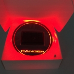 LED Cup Holder รองแก้วมีไฟ Ranger