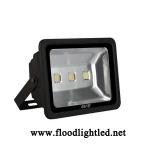 LED Flood Light 150w EVE แสงวอร์มไวท์ (แสงสีส้ม)