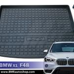 ถาดท้ายรถยนต์ BMW X1 F48
