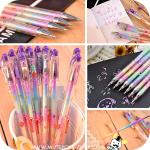 Rainbow Gel Pen ปากกาเจล สีรุ้ง