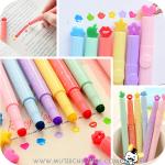 Multi shaped Highlighter ปากกาไฮไลท์ข้อความ หลายแบบน่ารักๆ