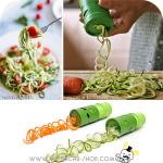 Veggie Twister อุปกรณ์สไลด์ผัด แบบเกลียวหมุน 2 สไตล์