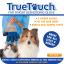 True Touch ถุงมือแปรงขนสัตว์เลี้ยง แบบนุ่มนวล thumbnail 1