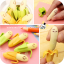 Banana Eraser ยางลบกล้วยหอมน้อย 2 ชิ้น thumbnail 1