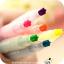 Little Star Highlighter ปากกาไฮไลท์ข้อความ ดาวน้อย thumbnail 4