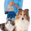 True Touch ถุงมือแปรงขนสัตว์เลี้ยง แบบนุ่มนวล thumbnail 3