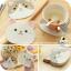 Cat Coasters ซิลิโคนวางแก้ว น้องเหมียว thumbnail 1