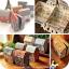 Sweet Home Tin Box กล่องบ้าน สไตล์ยุโรป thumbnail 1