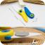 Mini Bird Ceramic Knife มีดเซรามิกนกน้อย พับได้ thumbnail 5