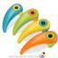 Mini Bird Ceramic Knife มีดเซรามิกนกน้อย พับได้ thumbnail 7