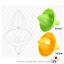 Sombrero Juicer ที่คั้นน้ำผลไม้ พกพา thumbnail 4