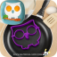 ซิลิโคนทำไข่ดาว Little Owl thumbnail 1