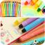 Jelly Stick Highlighter ปากกาไฮไลท์ เนื้อเจลลี่ 3 ด้าม thumbnail 2