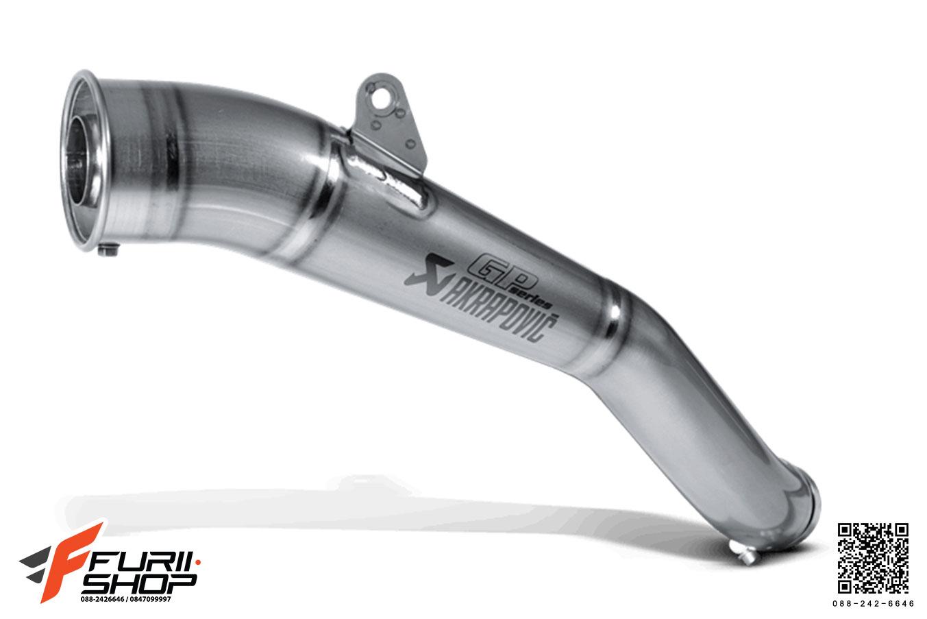 ท่อ Akrapovic GP Slip-on for Suzuki GSX-S750