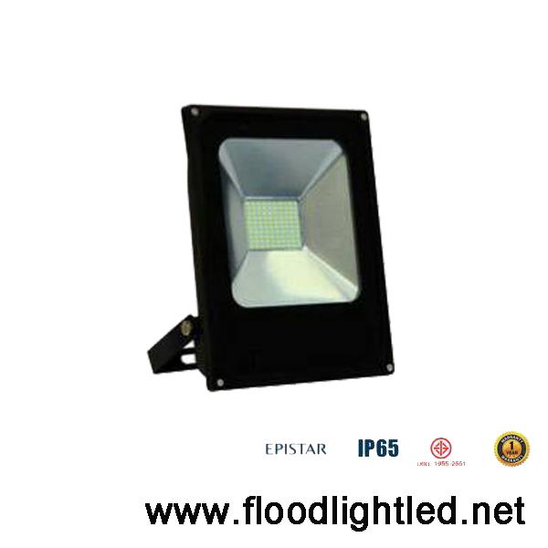 สปอร์ตไลท์ LED Lumi 50w (แสงส้ม)