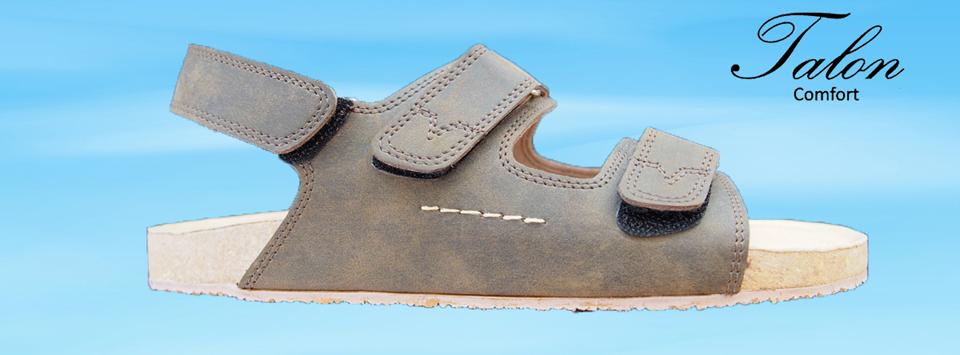 รองเท้าเพื่อสุขภาพทาลอน