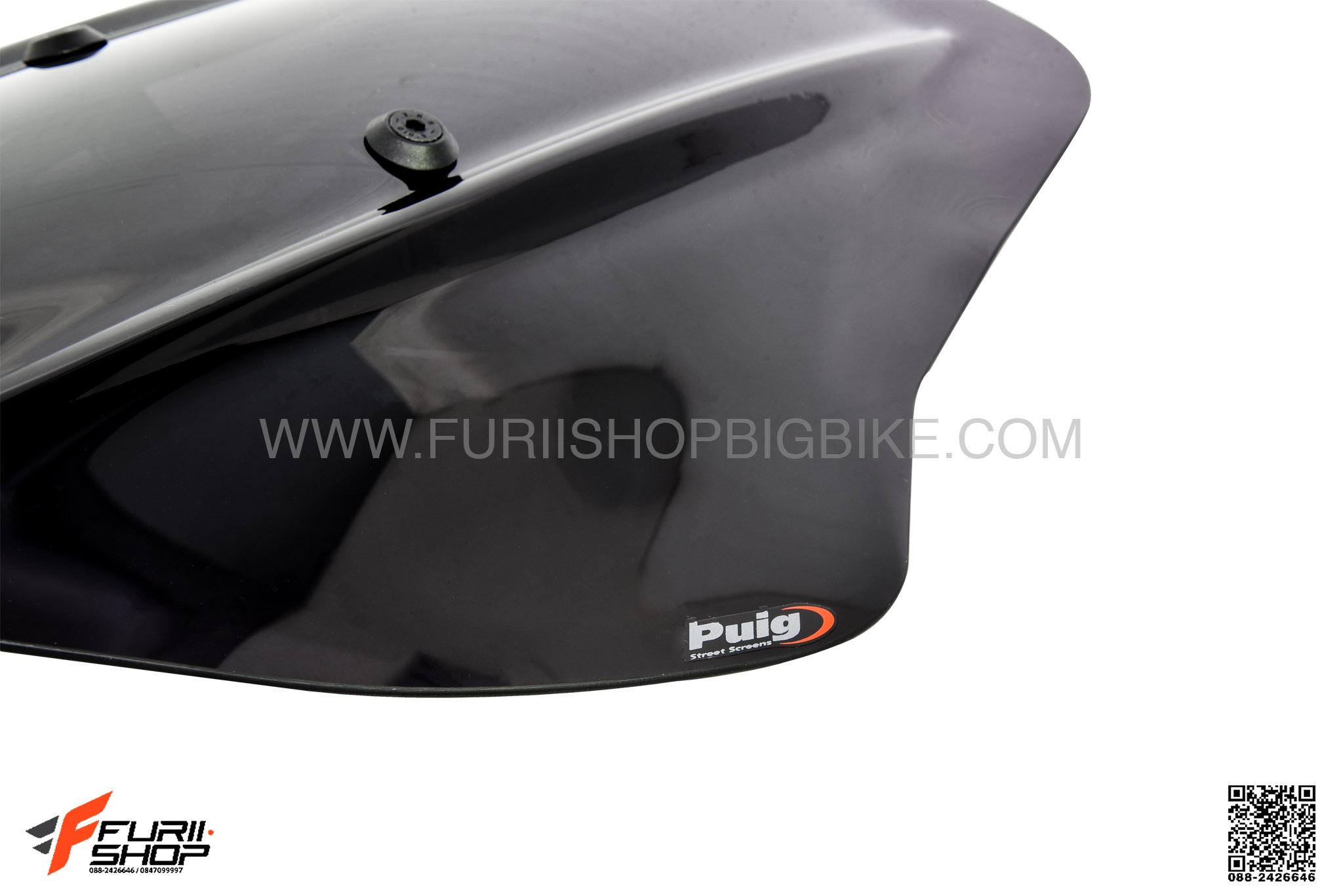 Puig Diavel 14-15 ชิว race-touring ตรงรุ่นสำหรับ Ducati Diavel