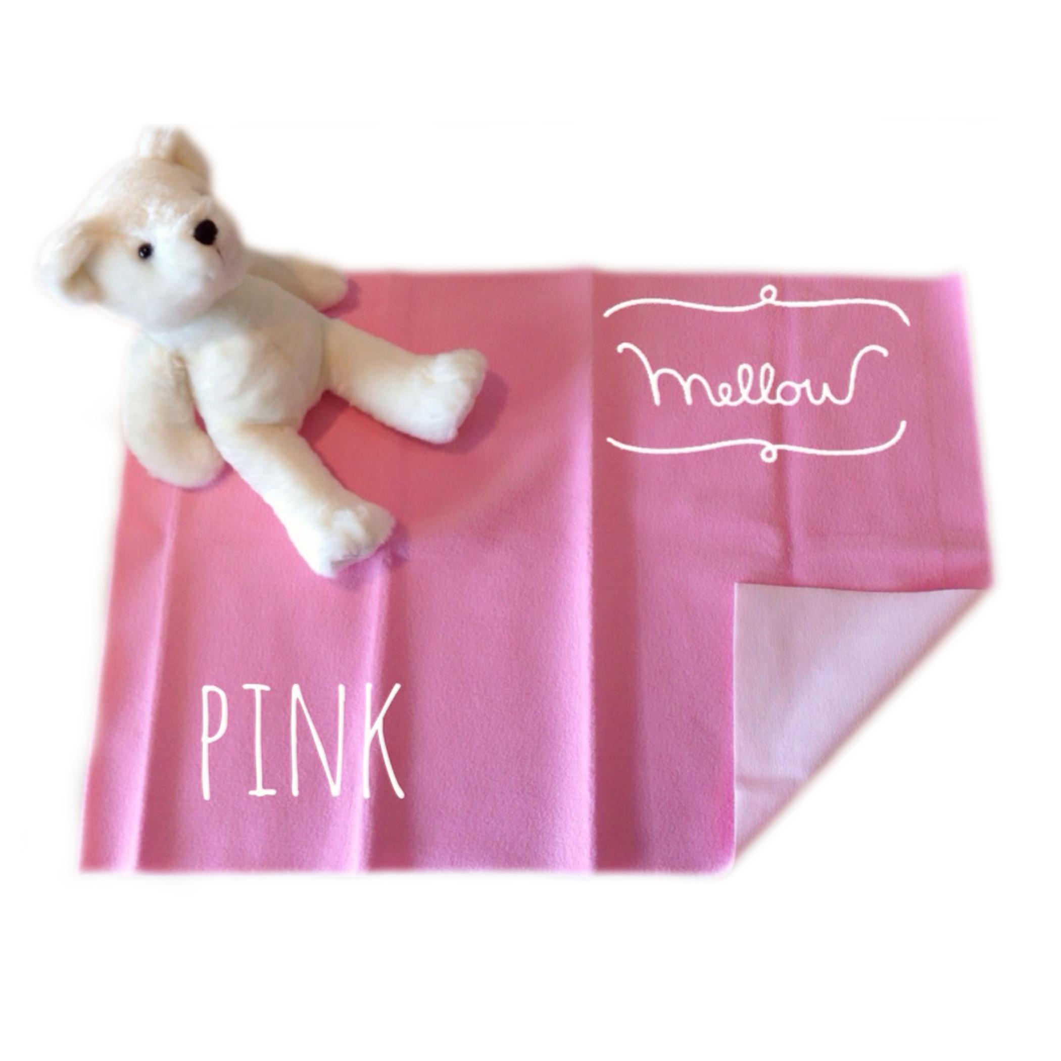 ผ้ารองกันฉี่ Mellow Quick dry SIZE S Pink