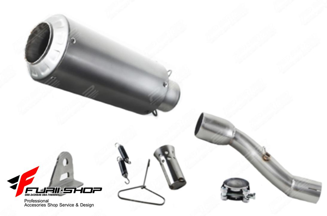 คอท่อ PR2 EVO CB300 R F Slip-on