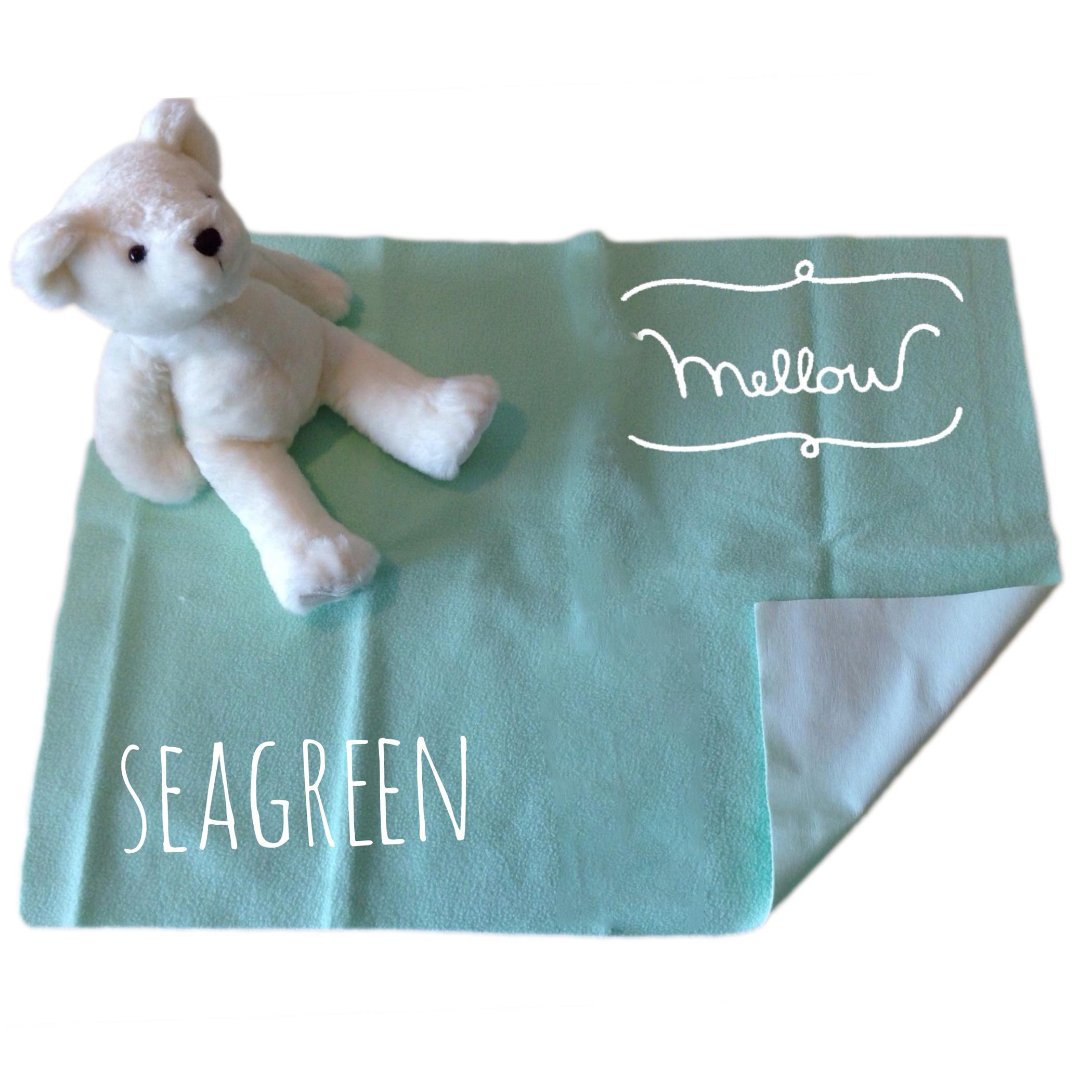 ผ้ารองกันฉี่ Mellow Quick dry SIZE S Seagreen