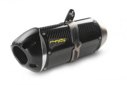 ท่อ Two Brother Slip-on Carbon for Yamaha R3 - MT-03