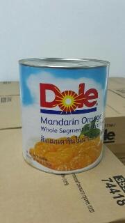 ส้มDole ถังใหญ่