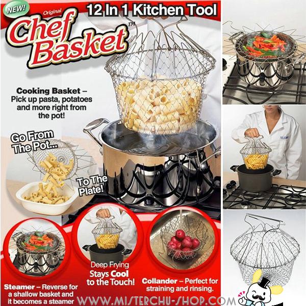 Chef Basket ตะกร้าอเนกประสงค์