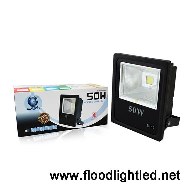 สปอร์ตไลท์ LED Floodlight IWACHI 50w (แสงขาว)