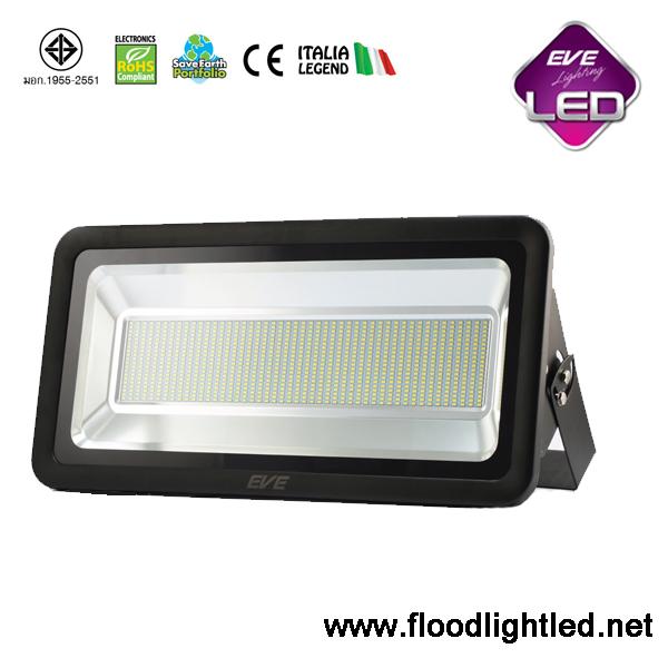 สปอร์ตไลท์ LED 400w รุ่น ECO Bright ยี่ห้อ EVE (แสงส้ม)