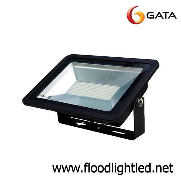 สปอร์ตไลท์ LED 100w รุ่นSMD ยี่ห้อGATA (แสงขาว)