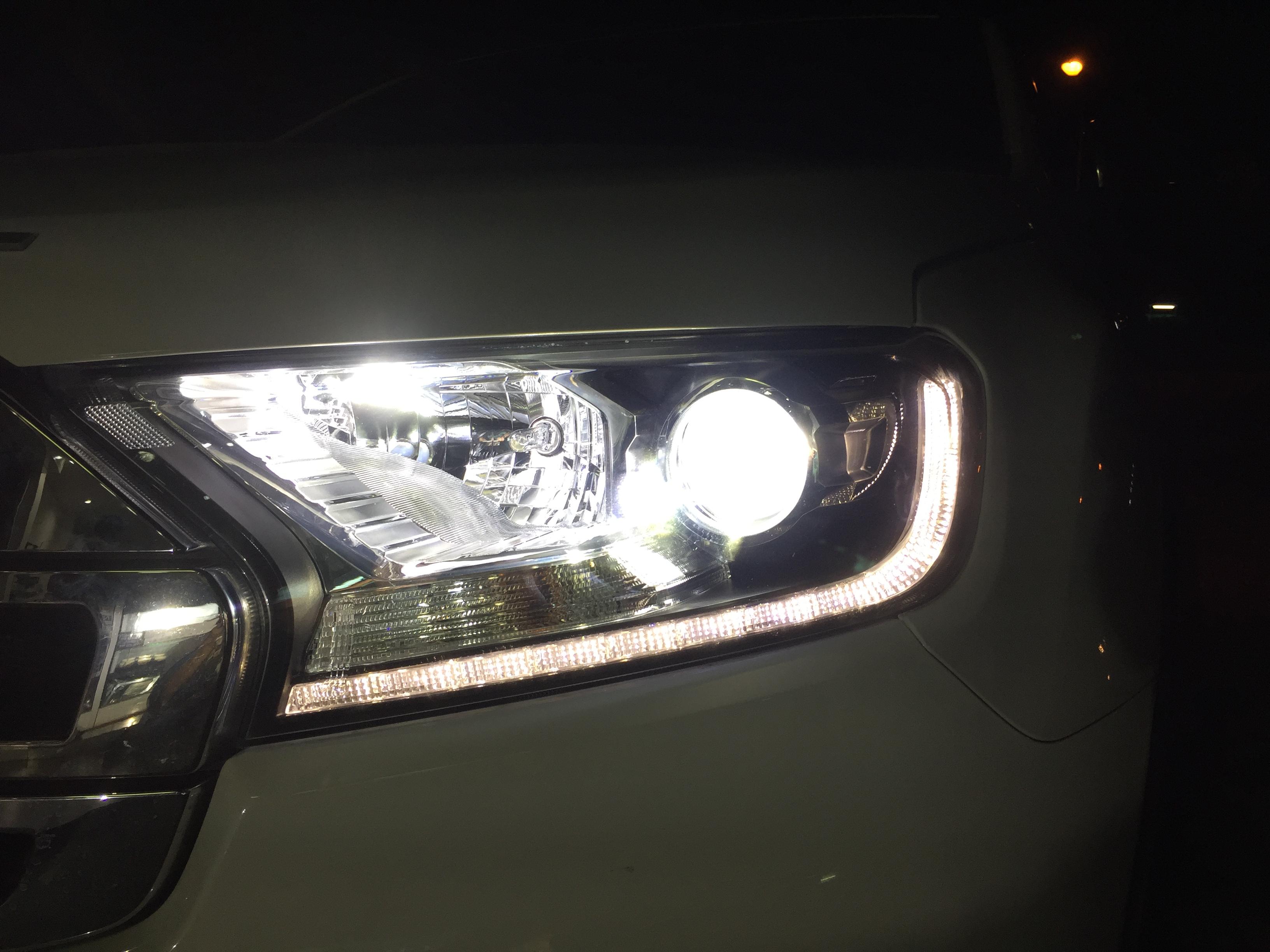 หลอดไฟหน้า LED H11