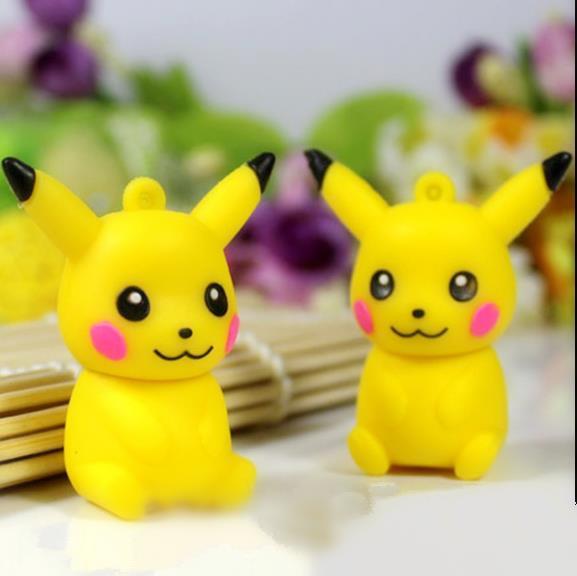แฟลชไดร์ฟปิกาจู(Pikachu) ความจุ 8 GB