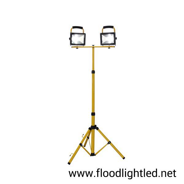 ขาตั้งสปอร์ตไลท์ LED ทรง T-bar