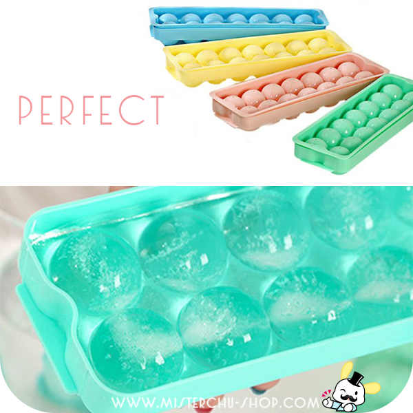 14 Ice Balls Mold ถาดลูกบอลน้ำแข็ง 14 ก้อน