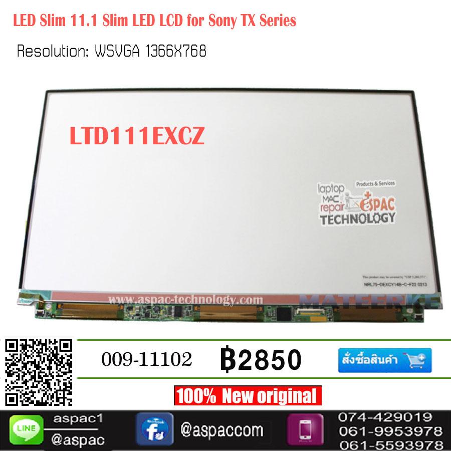 LED Slim 11.1 Slim LED for Sony TX Series