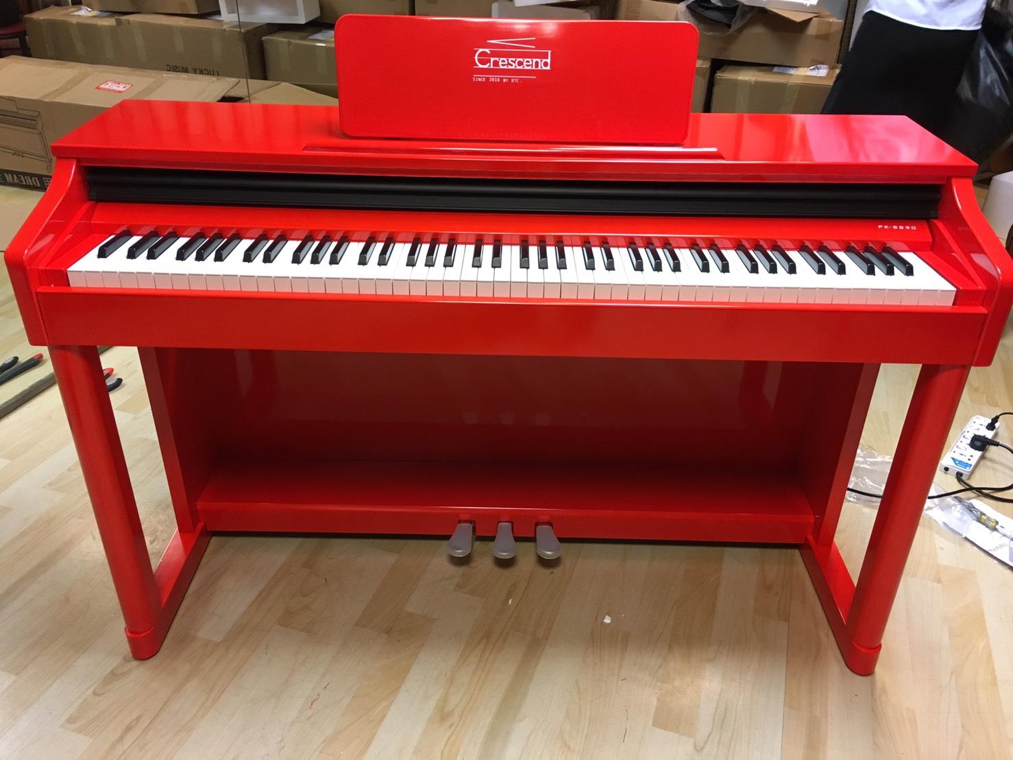 เปียโนไฟฟ้า Crescend PK8890