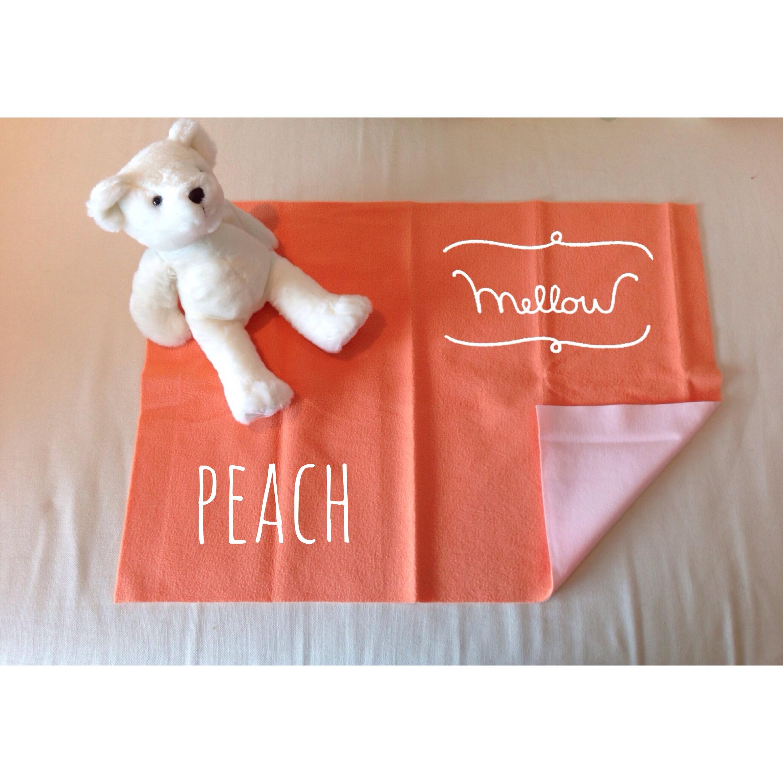 ผ้ารองกันฉี่ SIZE M Peach