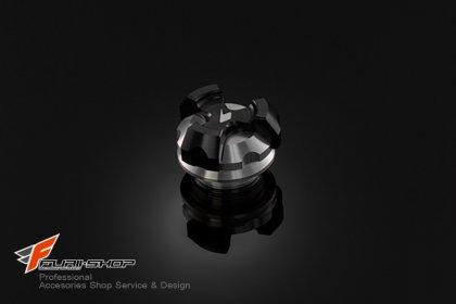 นัตปิดน้ำมันเครื่อง Biker Engine Oil Filler Cap for ninja2013