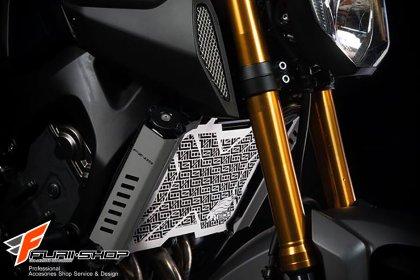 การ์ดหม้อน้ำLeon for Yamaha MT-09 การ์ดหม้อน้ำ รุ่น Originale