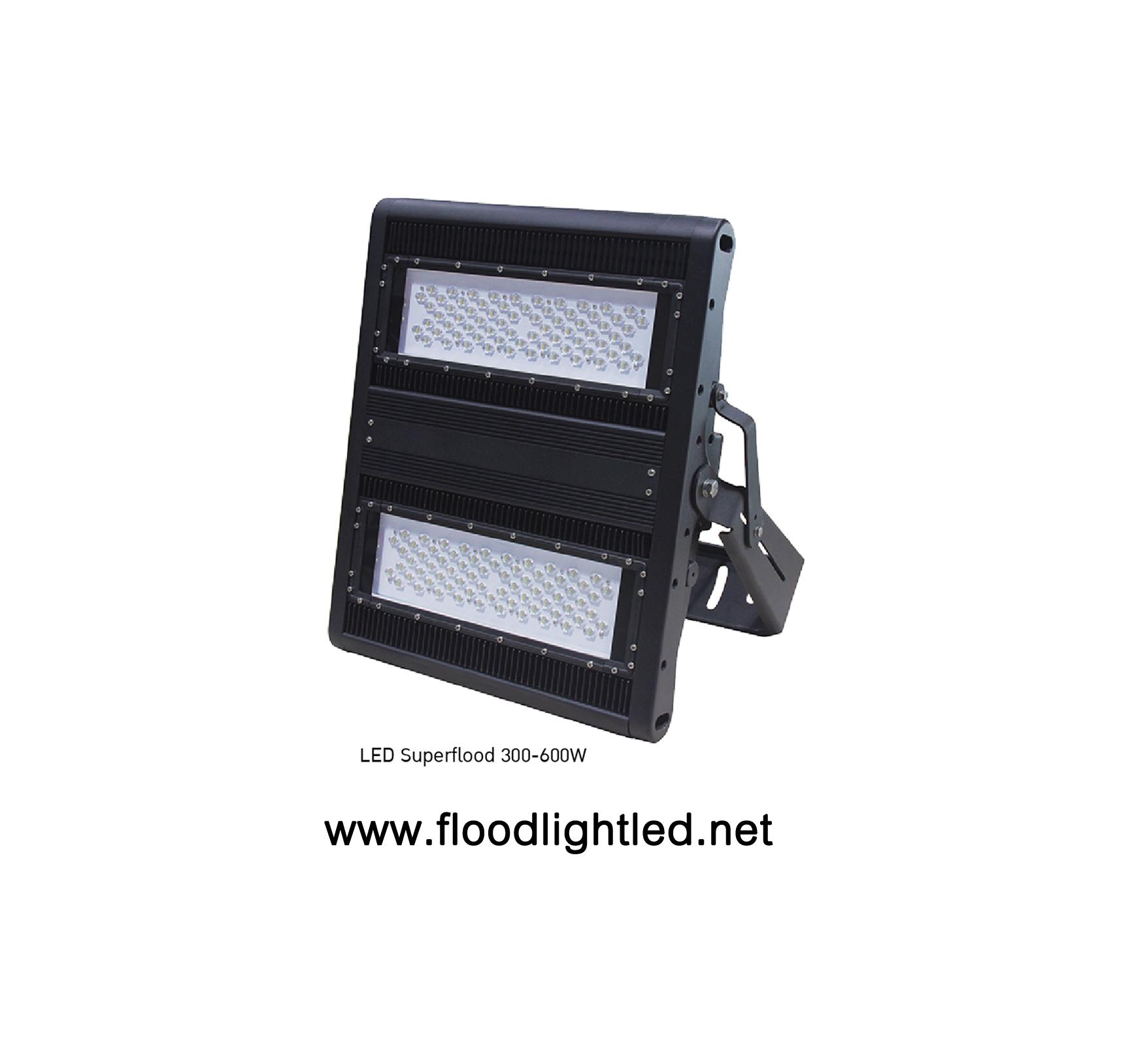 โคมไฟสปอร์ตไลท์ LED 600w EVE (Superflood) เดย์ไลท์