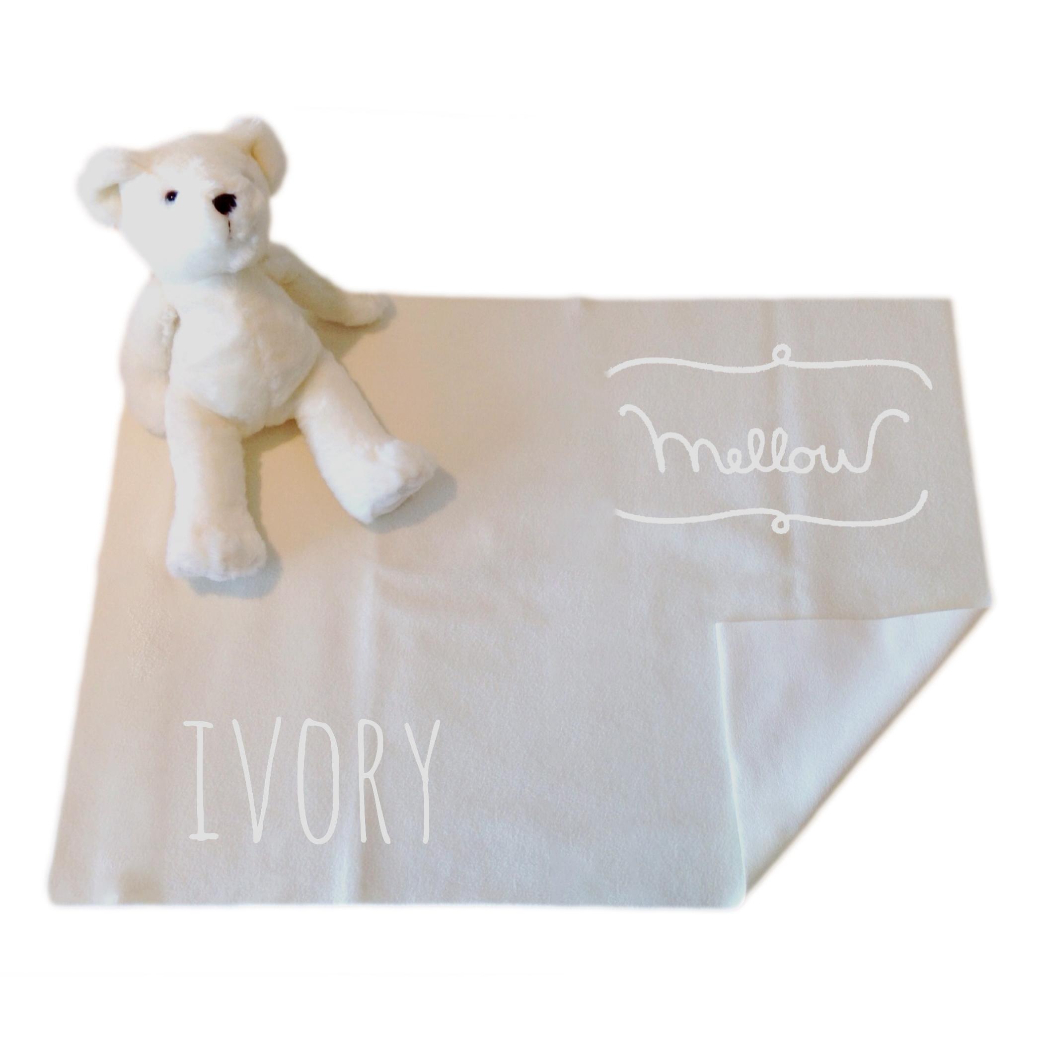 ผ้ารองกันฉี่ Mellow Quick dry SIZE S Ivory