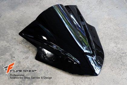 ชิวหน้า งานไทย สีดำ FOR KAWASAKI NINJA300