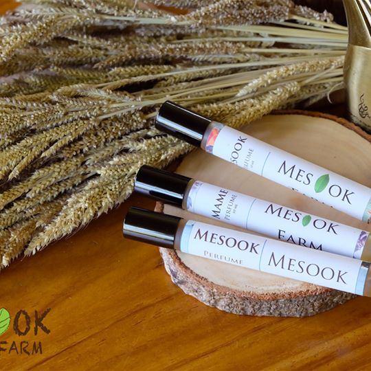 Mesook Agarwood perfume 10 ml.**