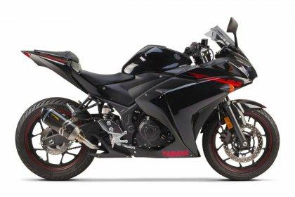 ท่อ Two Brother Fullsystem Carbon for Yamaha R3 - MT-03