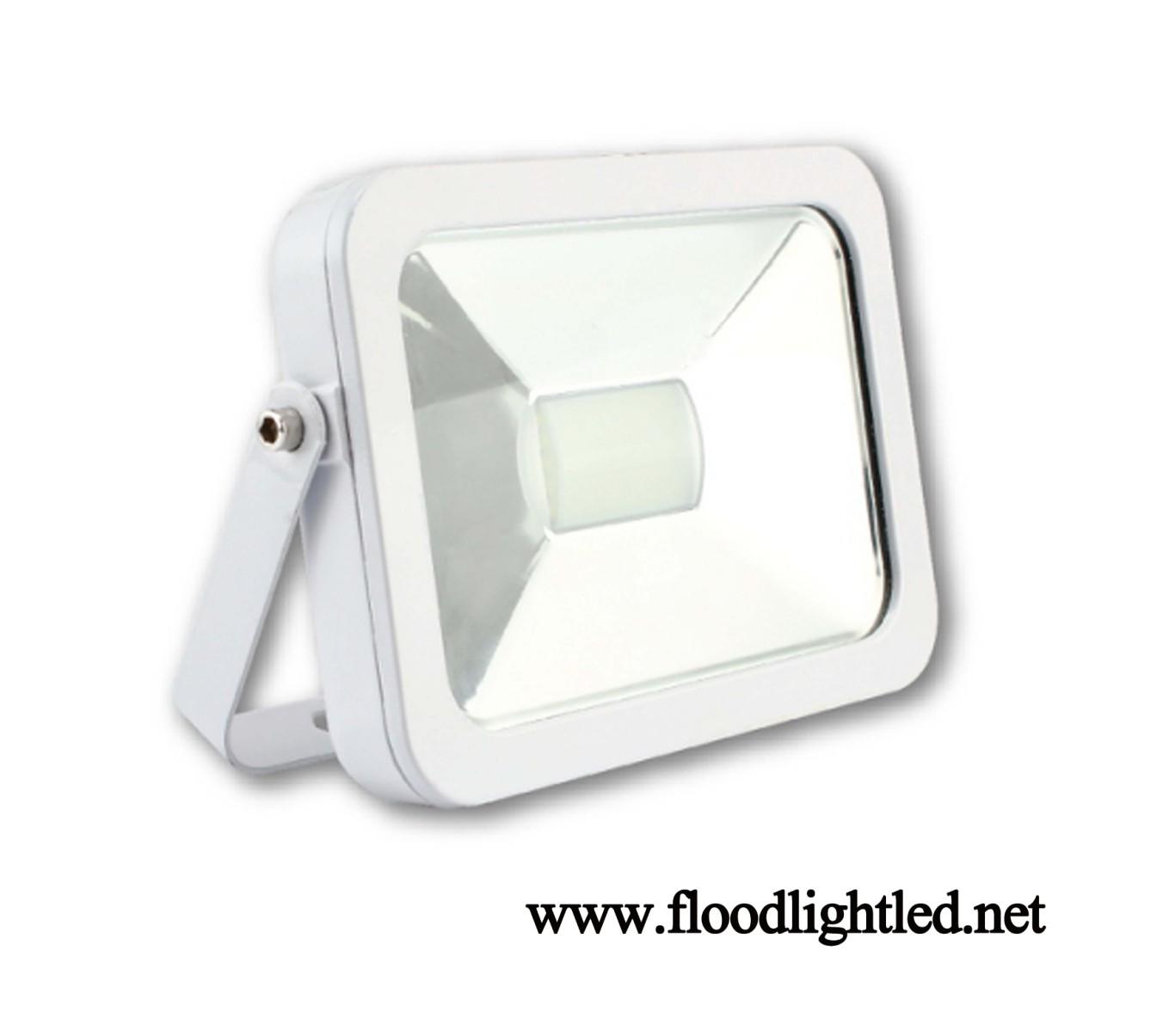 LED Flood Pearl 100w EVE วอร์มไวท์ (แสงสีส้ม)
