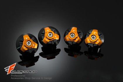ตัวอุดเฟรม for ninja2013 Frame Hole Caps