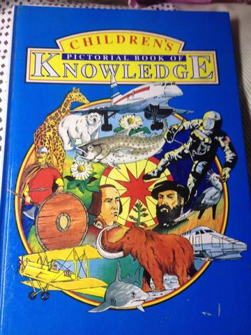 Children s pictorial book of KNOWLEDGE