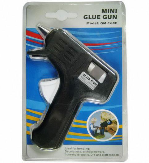 ปืนยิงกาวไฟฟ้า GM-160E / 10W สินค้านำเข้าจากประเทศไต้หวัน**