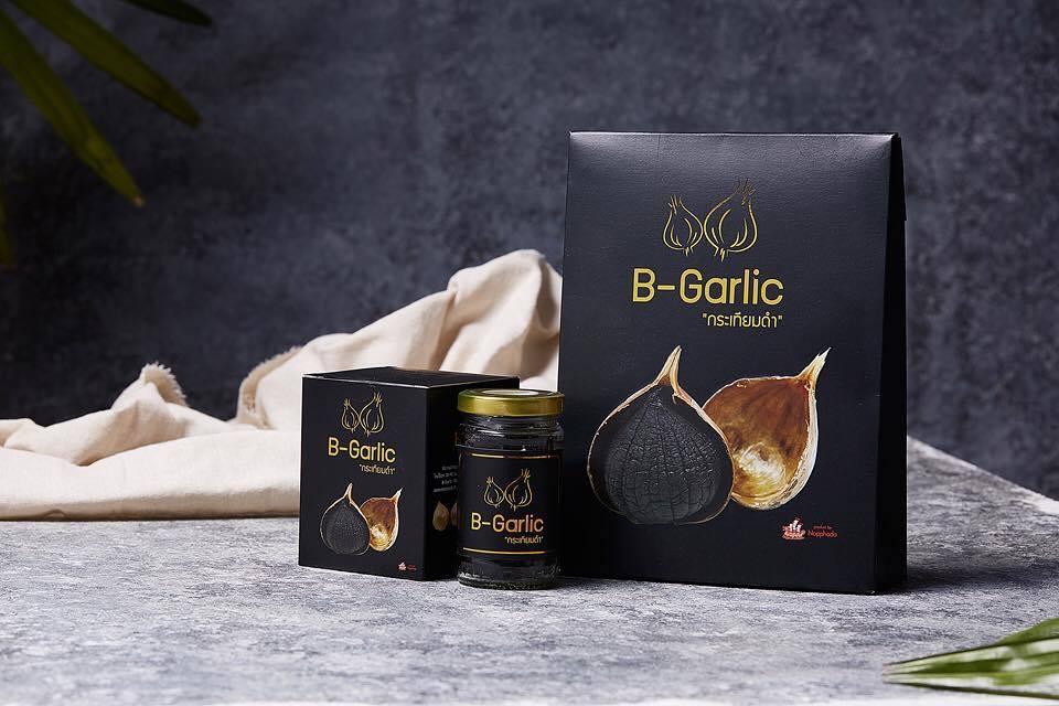 B-Garlic (กระเทียมดำบำรุงสุขภาพ) ขนาด 250 g.**